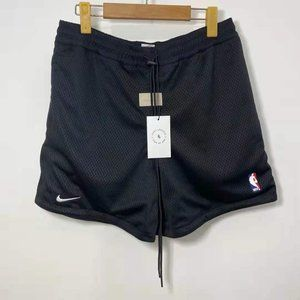Fear of god X NIKE X NBA Shorts.